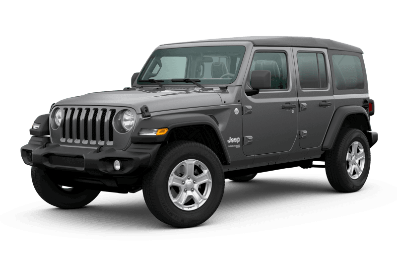 2020 Jeep® Wrangler Unlimited Sport S - Granite Crystal