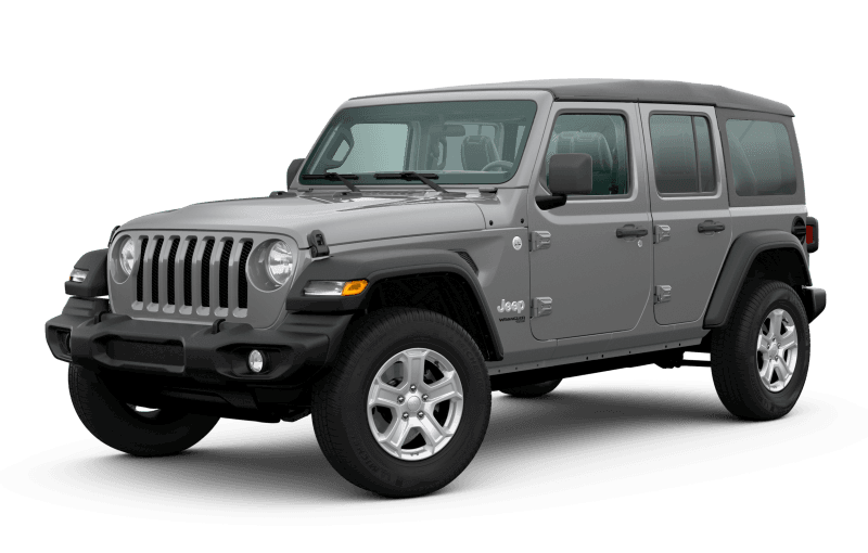 2020 Jeep® Wrangler Unlimited Sport S - Sting‑Grey