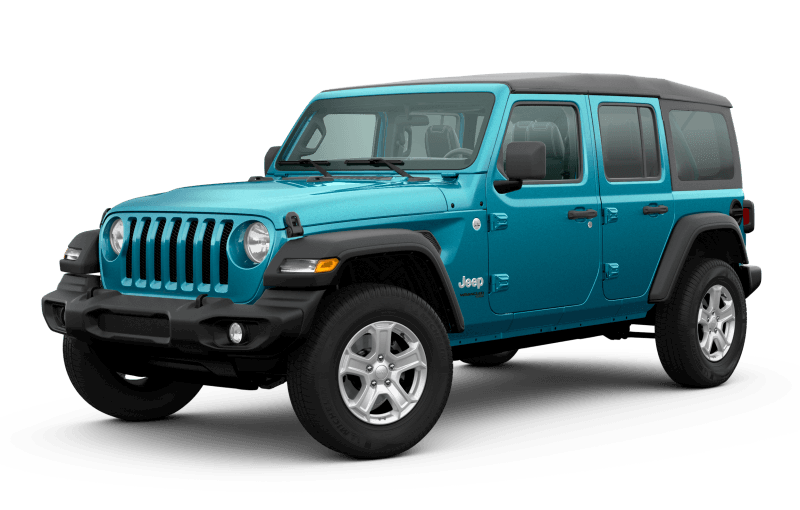2020 Jeep® Wrangler Unlimited Sport S