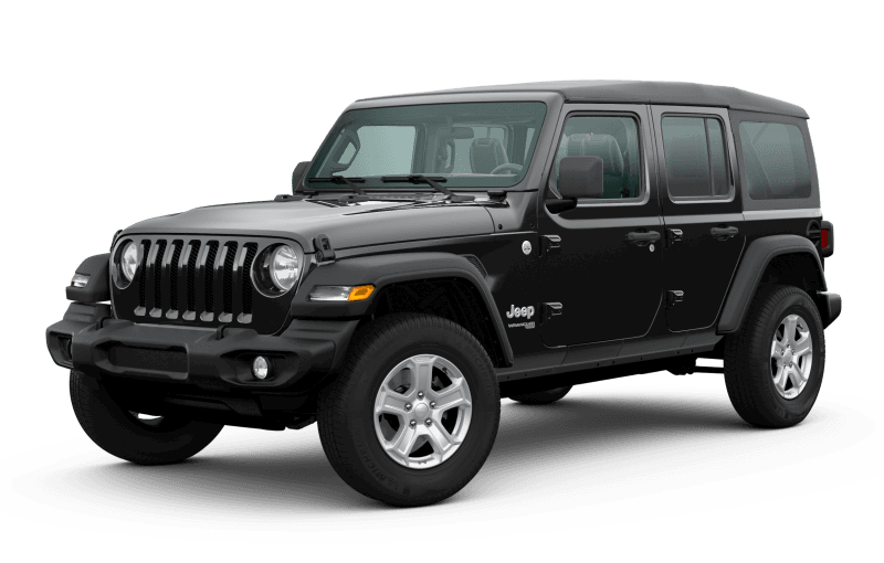 2020 Jeep® Wrangler Unlimited Sport S - Black