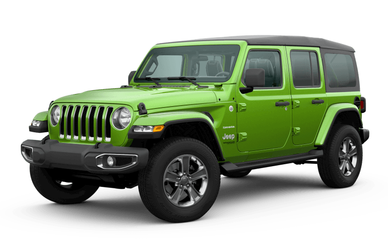 2020 Jeep® Wrangler Unlimited Sahara
