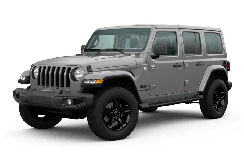 2020 Jeep® Wrangler Unlimited Sahara Altitude - Sting‑Grey