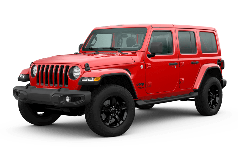 2020 Jeep® Wrangler Unlimited Sahara Altitude