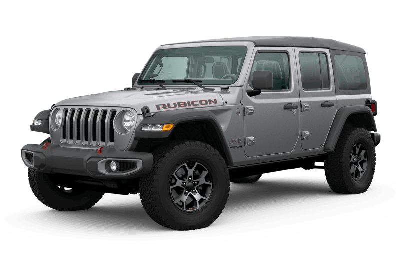 2020 Jeep® Wrangler Unlimited Rubicon