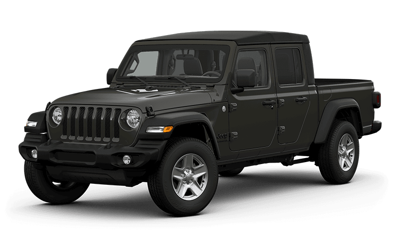All-New 2020 Jeep® Gladiator Sport S - Gator (Late availability)