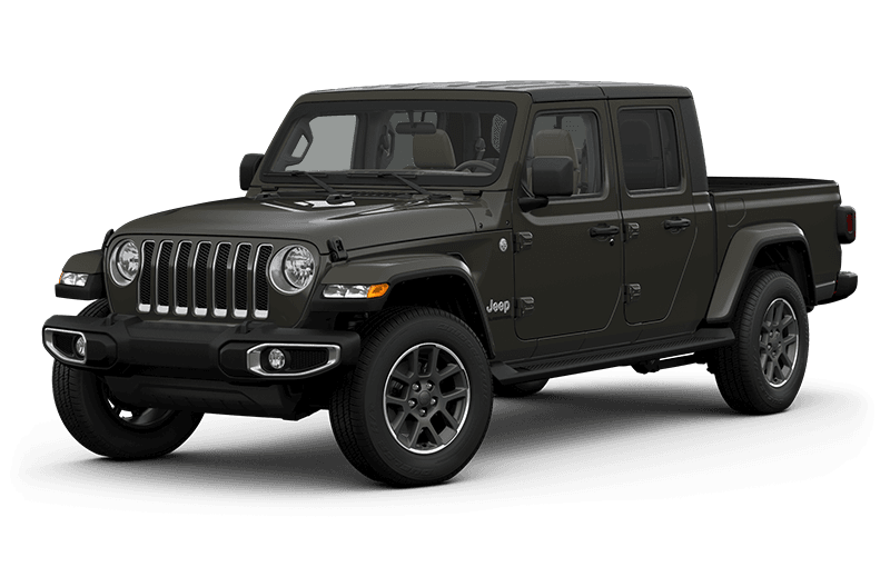All-New 2020 Jeep® Gladiator Overland - Gator (Late availability)