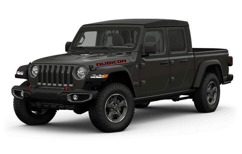 All-New 2020 Jeep® Gladiator Rubicon - Gator (Late availability)