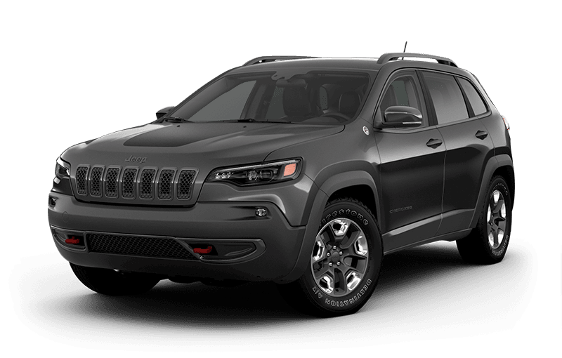2020 Jeep® Cherokee Trailhawk® - Granite Crystal Metallic
