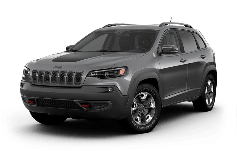 2020 Jeep® Cherokee Trailhawk® - Billet Metallic