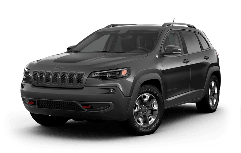 2020 Jeep® Cherokee Trailhawk® Elite - Granite Crystal Metallic