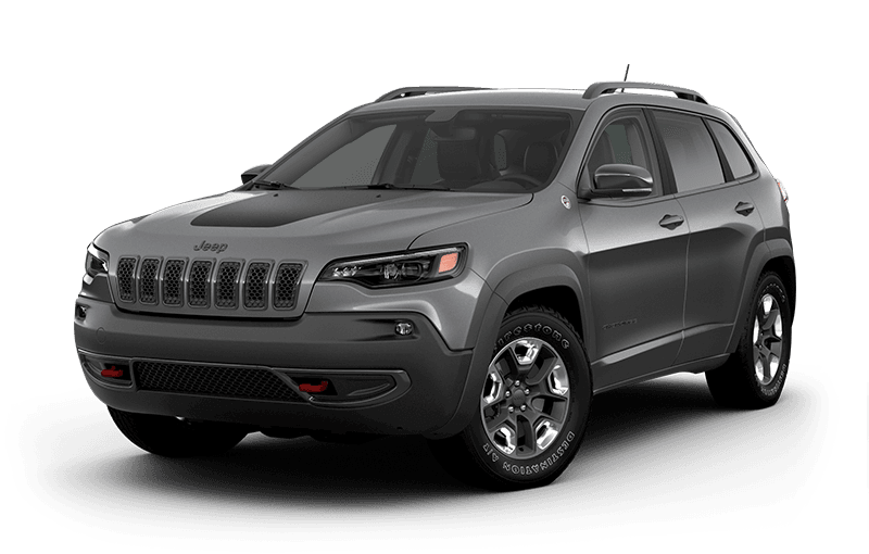 2020 Jeep® Cherokee Trailhawk® Elite - Billet Metallic