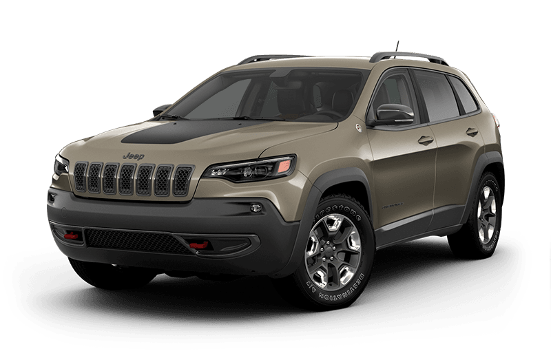 2020 Jeep® Cherokee Trailhawk® Elite - Light Brownstone Pearl