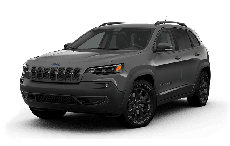 2020 Jeep® Cherokee Upland - Sting-Grey