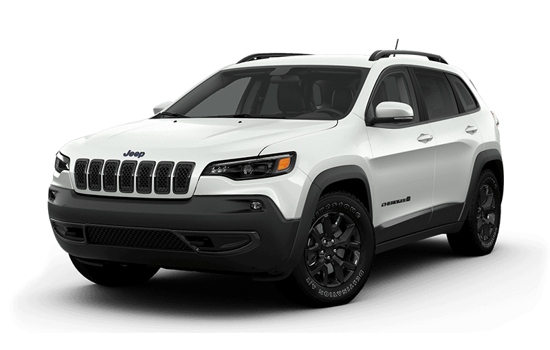 2020 Jeep® Cherokee Upland - Bright White