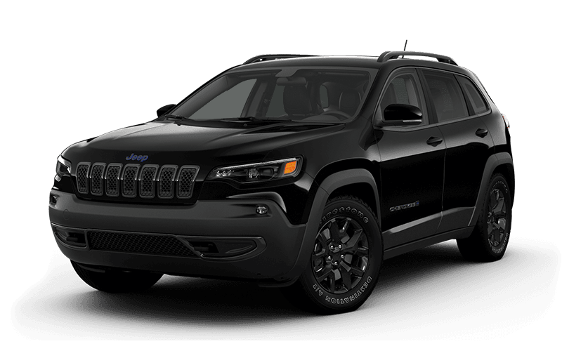 2020 Jeep® Cherokee Upland - Diamond Black Crystal Pearl