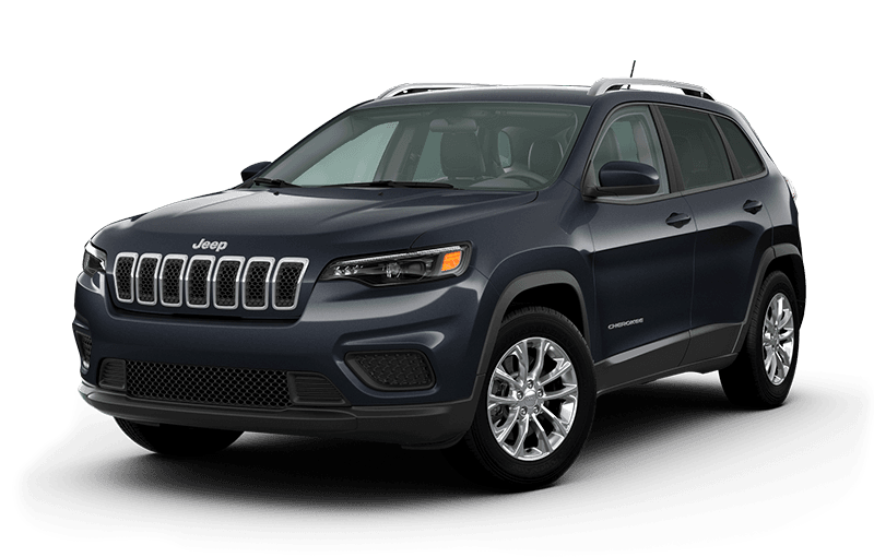 2020 Jeep® Cherokee North - Blue Shade Pearl