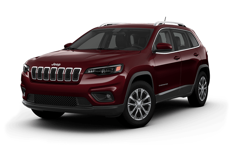 2020 Jeep® Cherokee North - Velvet Red Pearl