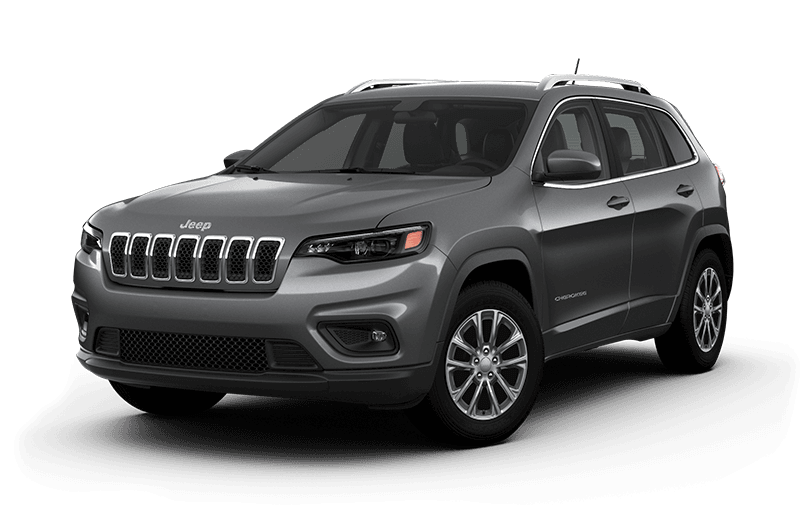 2020 Jeep® Cherokee North - Billet Metallic
