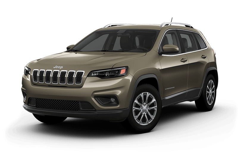 2020 Jeep® Cherokee North - Light Brownstone Pearl