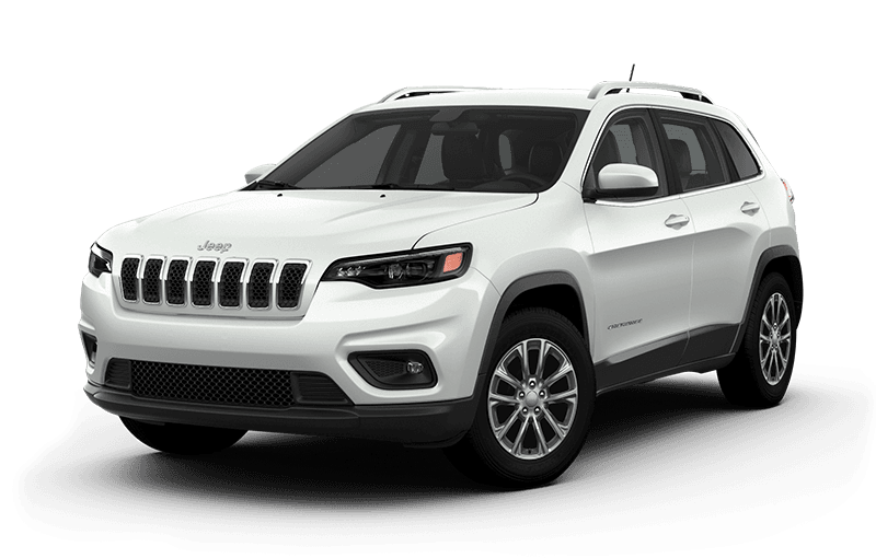 2020 Jeep® Cherokee North - Bright White