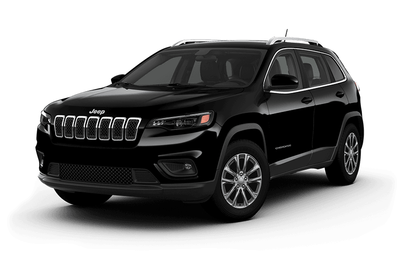 2020 Jeep® Cherokee North - Diamond Black Crystal Pearl
