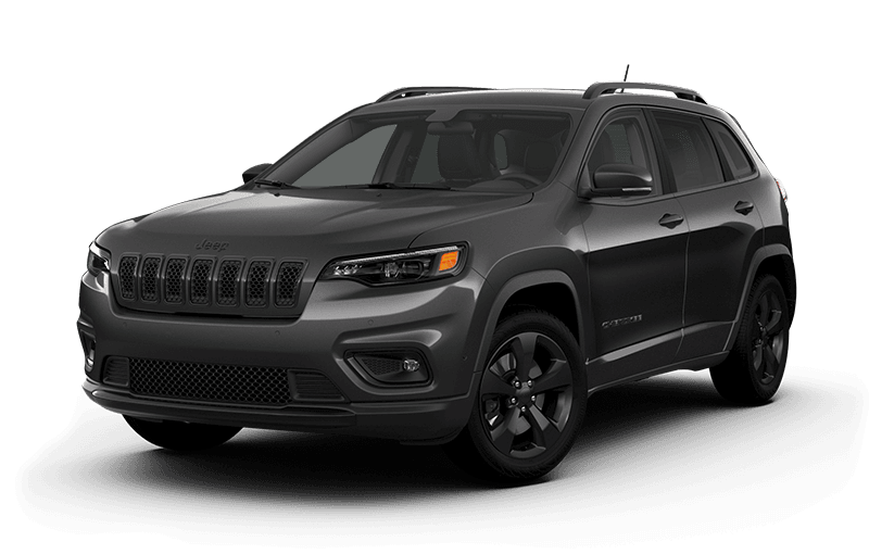 2020 Jeep® Cherokee Altitude - Granite Crystal Metallic