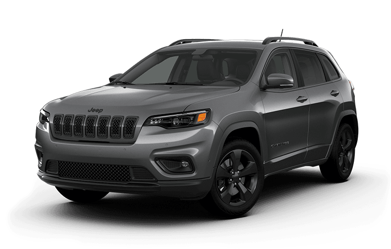 2020 Jeep® Cherokee Altitude - Billet Metallic