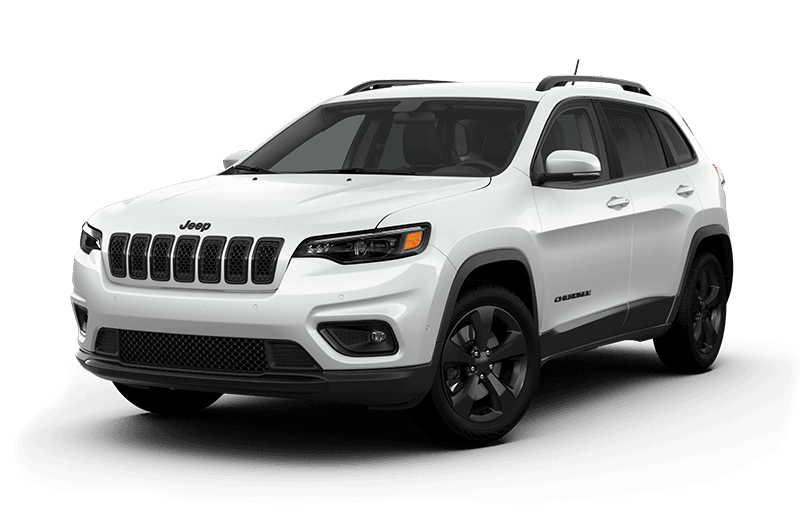 2020 Jeep® Cherokee Altitude - Bright White