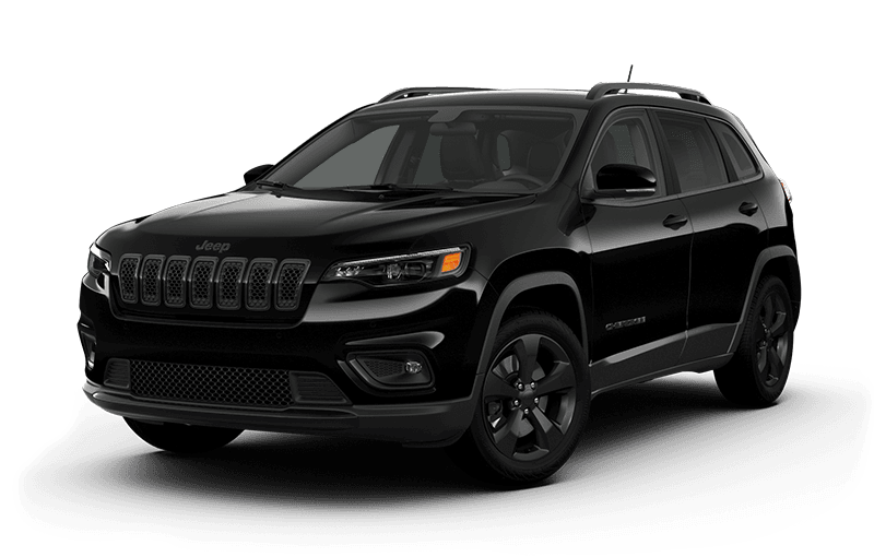 2020 Jeep® Cherokee Altitude - Diamond Black Crystal Pearl