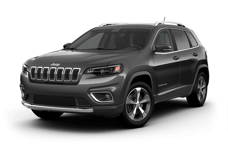 2020 Jeep® Cherokee Limited - Granite Crystal Metallic
