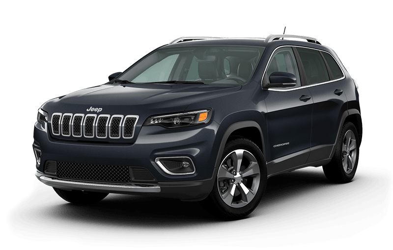 2020 Jeep® Cherokee Limited - Blue Shade Pearl