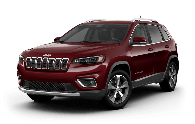 2020 Jeep® Cherokee Limited - Velvet Red Pearl