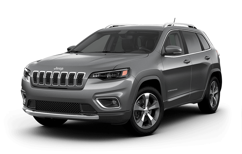 2020 Jeep® Cherokee Limited - Billet Metallic