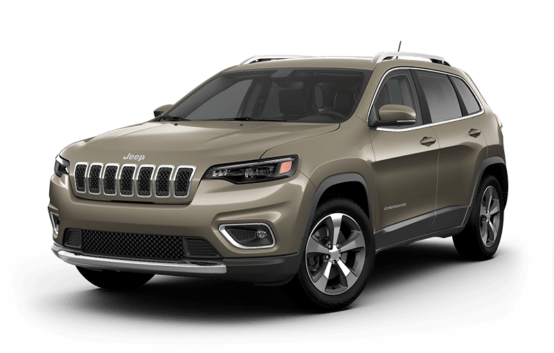 2020 Jeep® Cherokee Limited - Light Brownstone Pearl