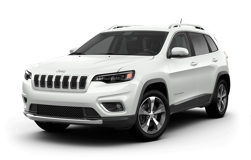 2020 Jeep® Cherokee Limited - Bright White