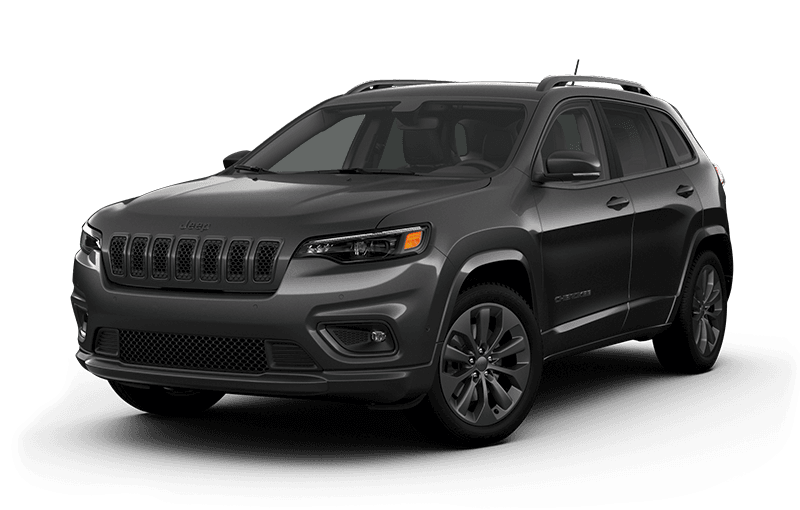 2020 Jeep® Cherokee High Altitude - Granite Crystal Metallic