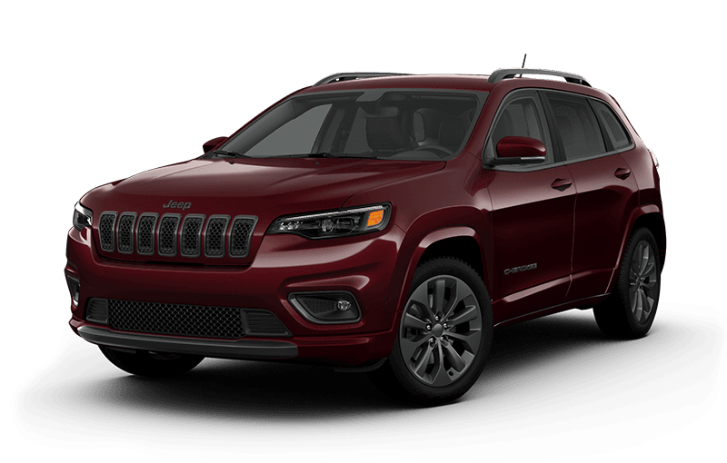 2020 Jeep® Cherokee High Altitude - Velvet Red Pearl