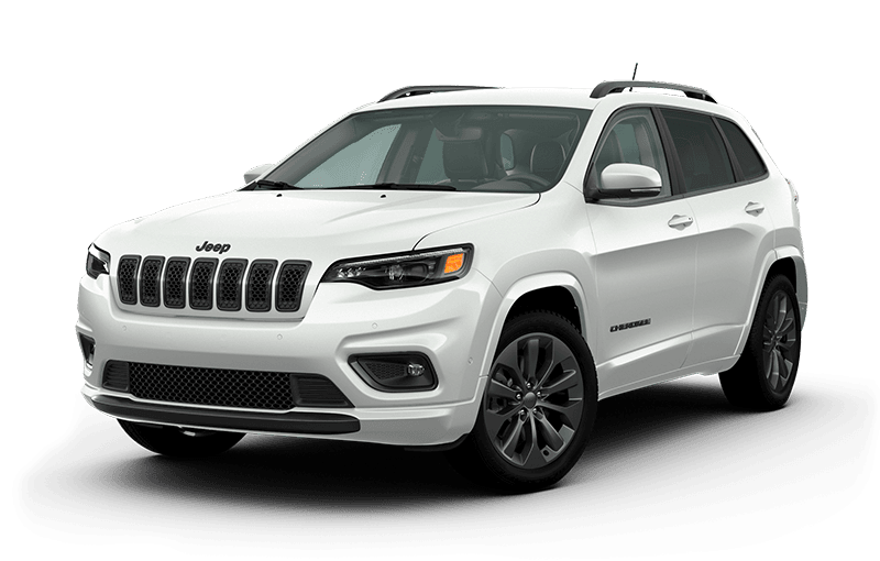 2020 Jeep® Cherokee High Altitude - Bright White