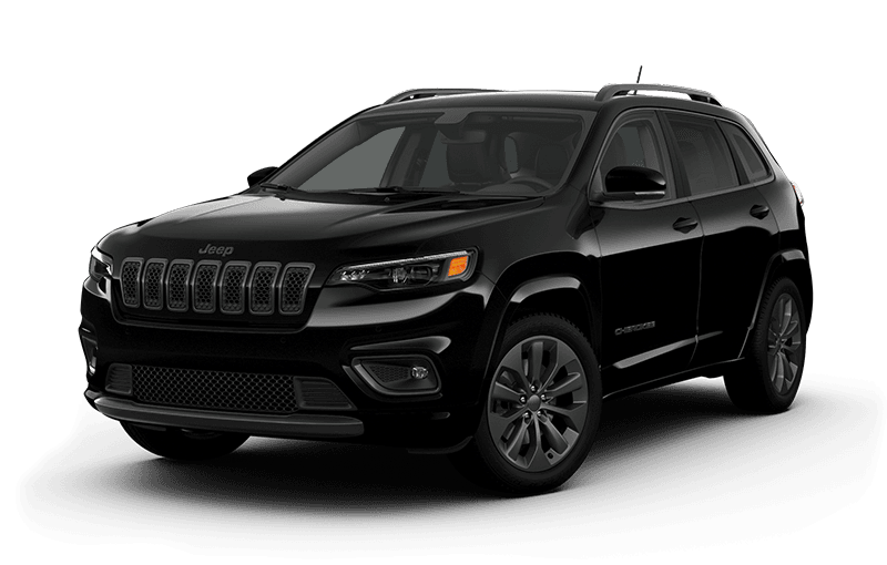 2020 Jeep® Cherokee High Altitude - Diamond Black Crystal Pearl