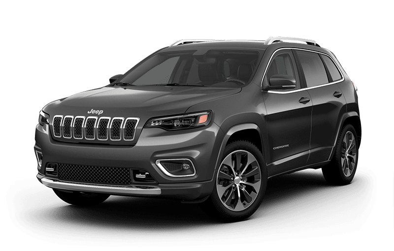 2020 Jeep® Cherokee Overland® - Granite Crystal Metallic