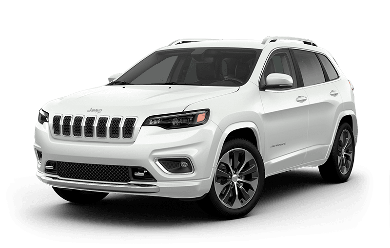 2020 Jeep® Cherokee Overland® - Bright White