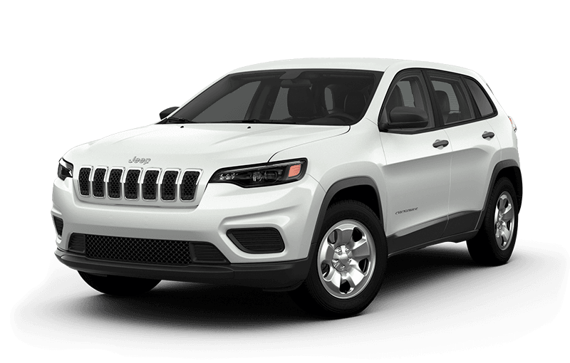 2020 Jeep® Cherokee Sport - Bright White