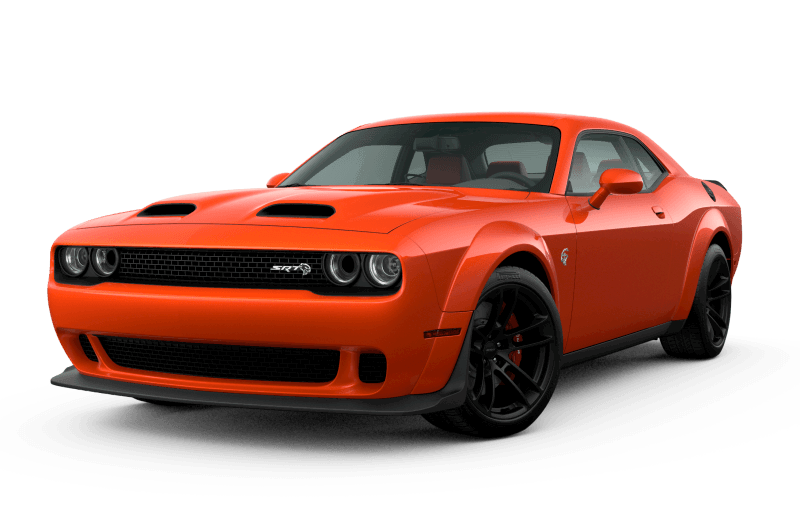 2020 Dodge Challenger SRT® Hellcat Widebody