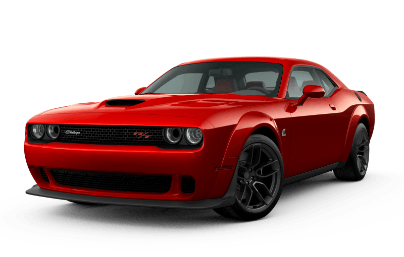 2020 Dodge Challenger Scat Pack 392 Widebody