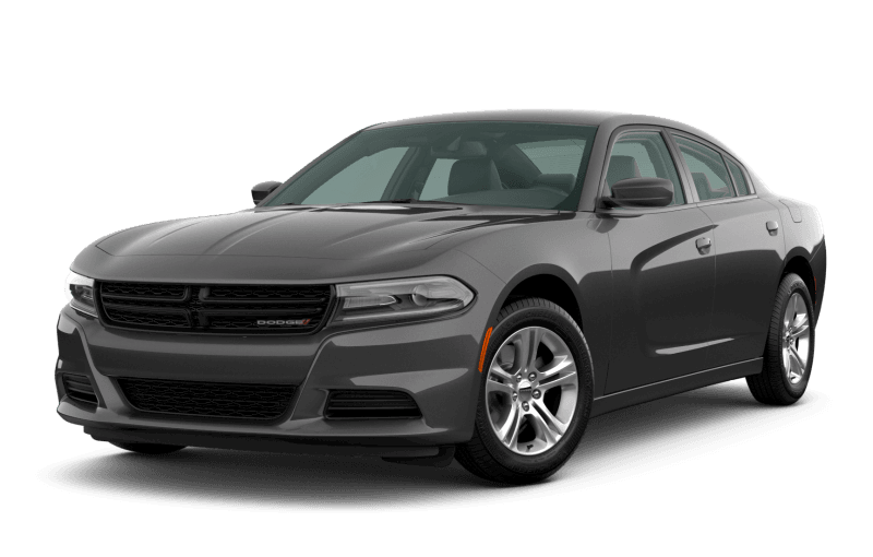 2020 Dodge Charger SXT - Granite Crystal Metallic