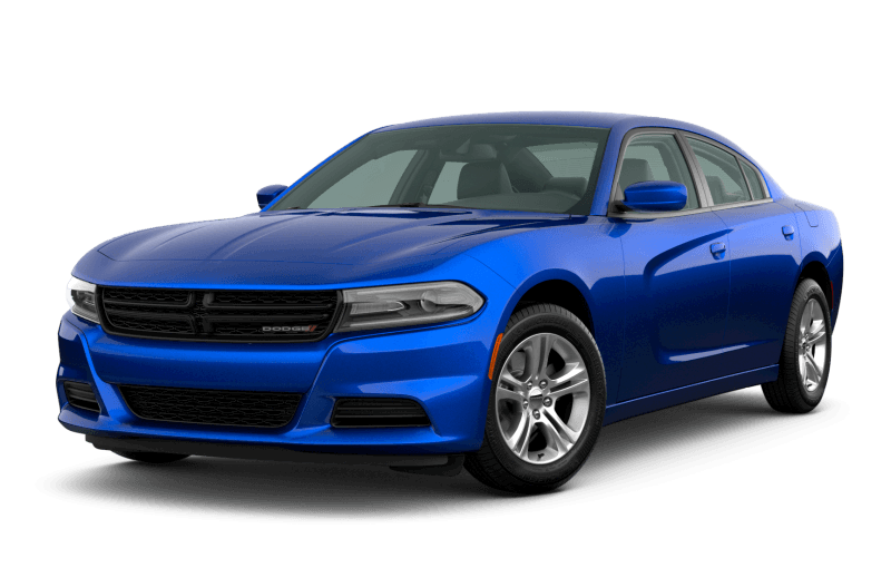 2020 Dodge Charger SXT - IndiGo Blue