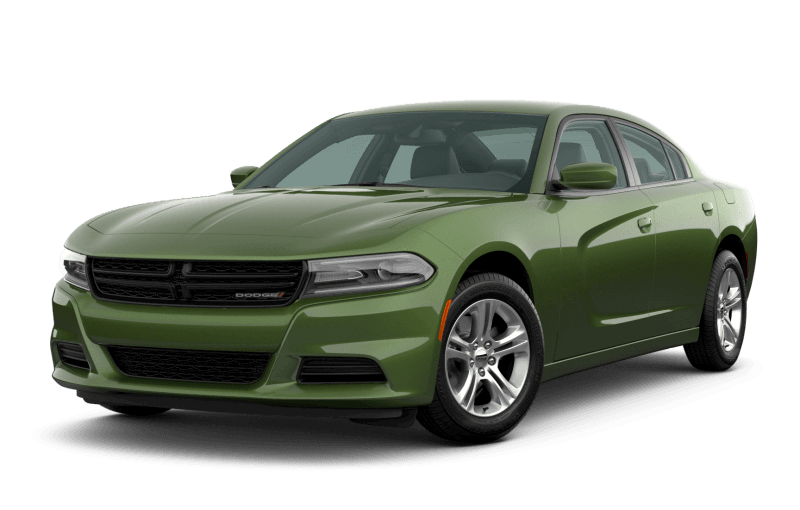 2020 Dodge Charger SXT - F8 Green Metallic