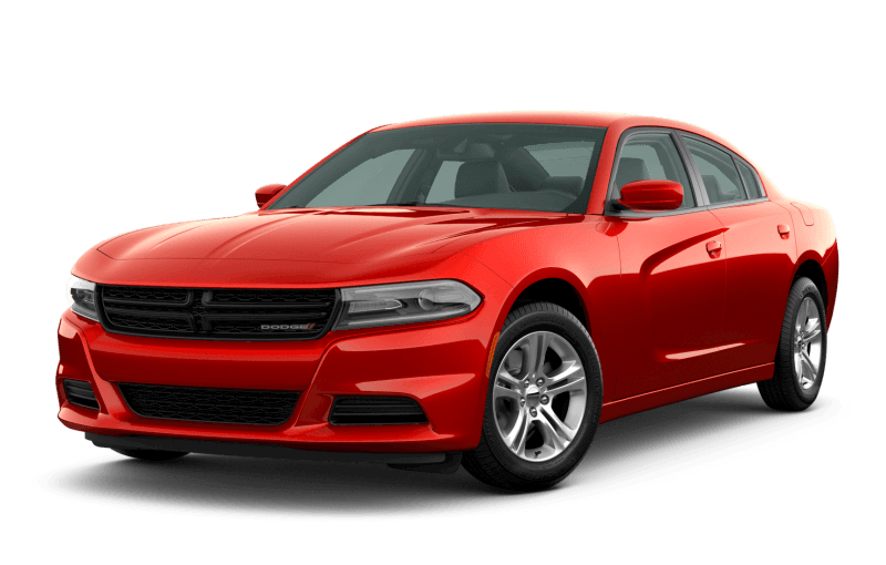 Dodge Charger 2020 SXT - Rouge écarlate