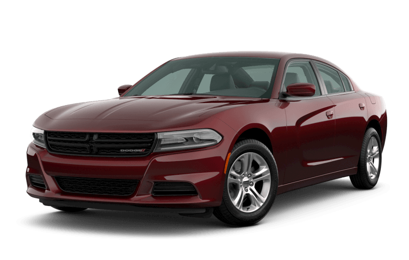 2020 Dodge Charger SXT - Octane Red Pearl
