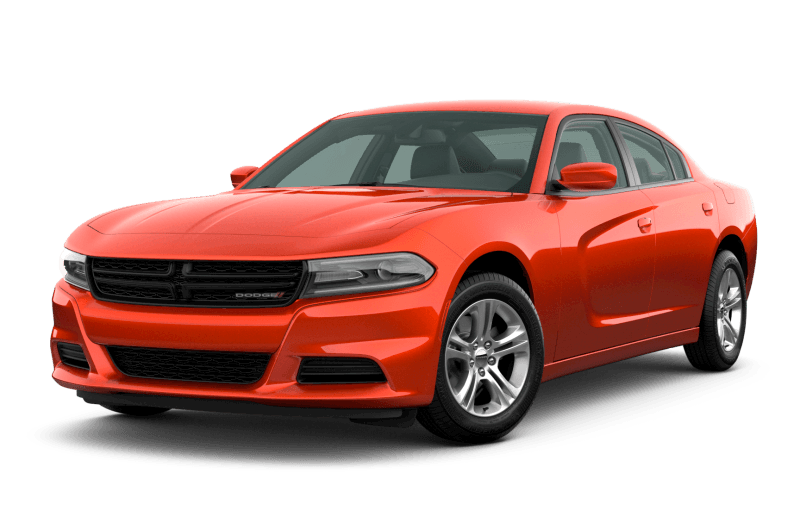 Dodge Charger 2020 SXT - Orange brûlé